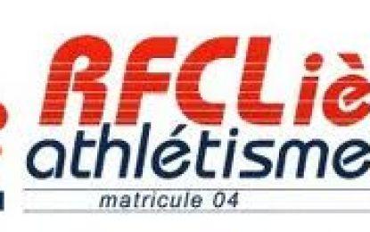 RFCL Athlétisme | Grande fête des athlètes