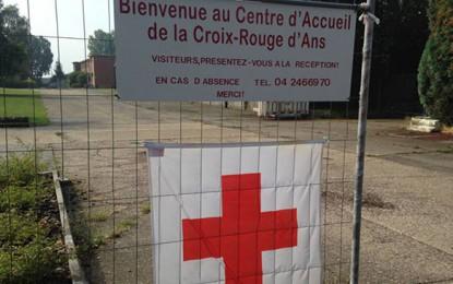 La visite guidée du centre Croix-Rouge : Témoignage !