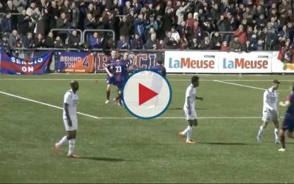 Liège-Ciney  3-0, in-dis-cu-ta-ble !