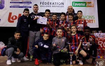 Les U13 remportent le Challenge Sljivo !