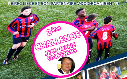 EDJ: Challenge Jean-Marie Valkeners