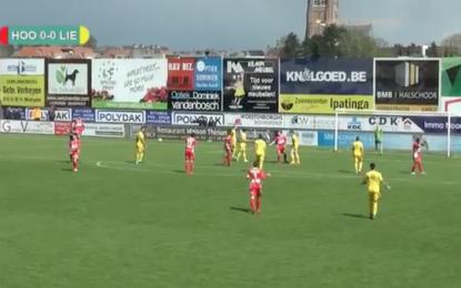 Résumé Hoogstraten VV 0-0 RFC Liège | WebTV