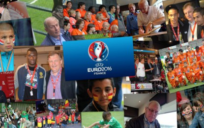 Le RFC Liège accueille l'EuroCup !