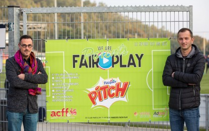 L'esprit sportif au rendez-vous de la rencontre U15 interprovinciaux  – Châtelet