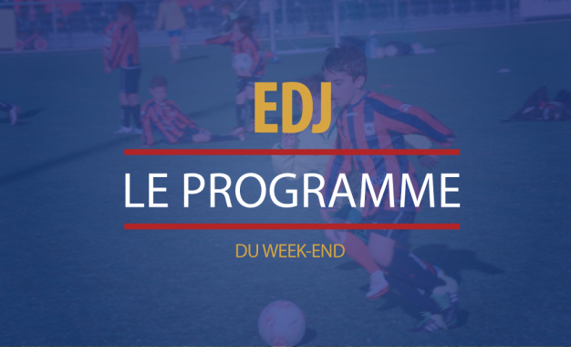 Programme du week-end | Du 22 au 24 février