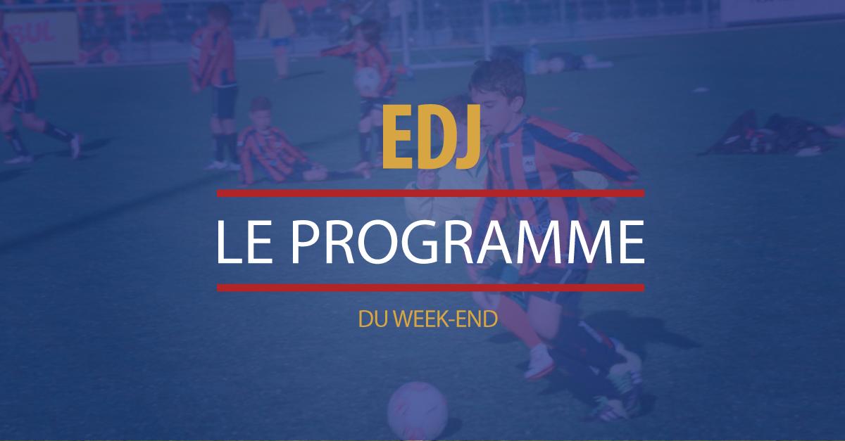 Programme du week-end | Du 30 novembre au 2 décembre