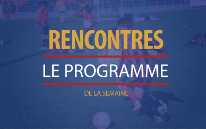 Programme du week-end | Du 21 au 23 septembre