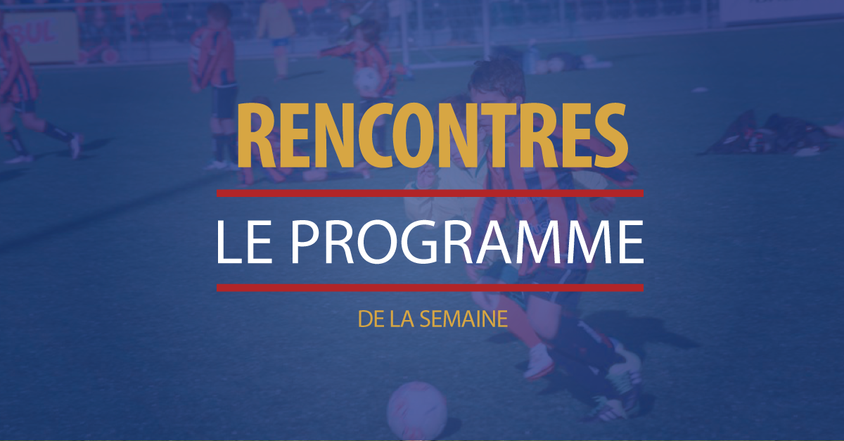 Programme du week-end | Du 29 au 30 avril 2017