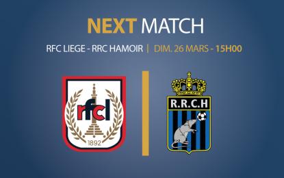 Espace VIP   RFC Liège – Hamoir   Réservez vite !