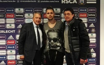 Dylan Lambrecth transféré au Royal Sporting Club Anderlecht !