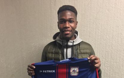 Erwin Senakuku arrive au RFC Liège !