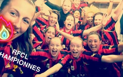 Dernière rencontre de la saison pour notre équipe féminine…