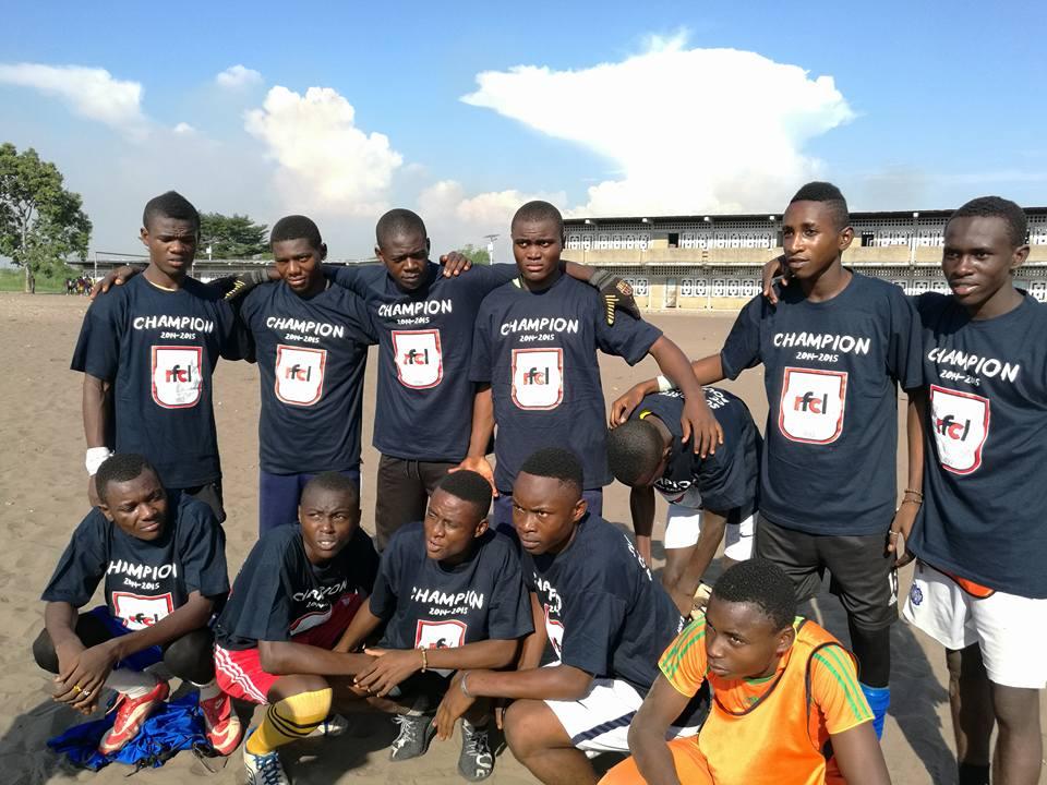 Des T-shirts pour l'Afrique…