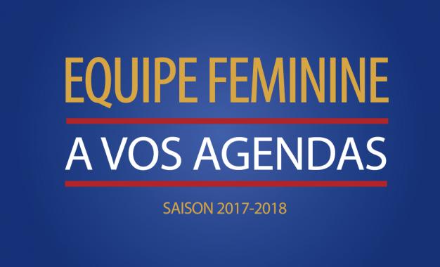 Coupe de Belgique   Le calendrier de nos filles