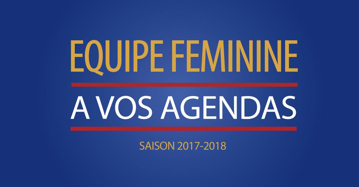 Coupe de Belgique | Le calendrier de nos filles