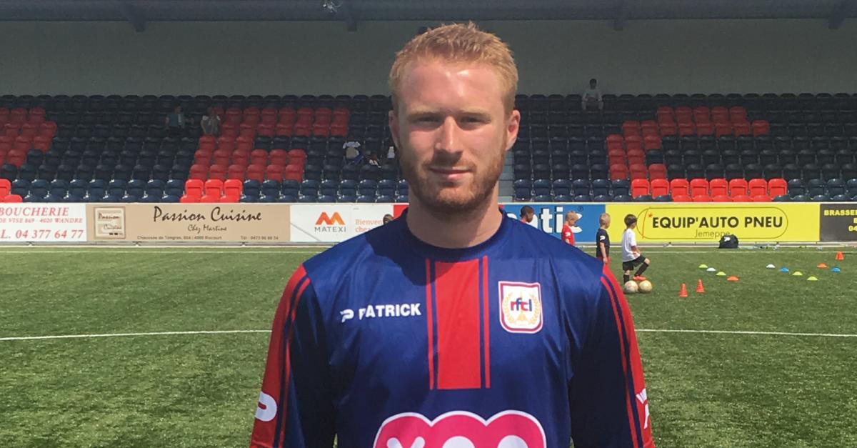 Une nouvelle recrue au RFC Liège !