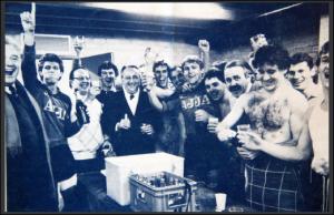 Champagne ! Le Great Old vient encore de sortir Anderlecht de la Coupe…