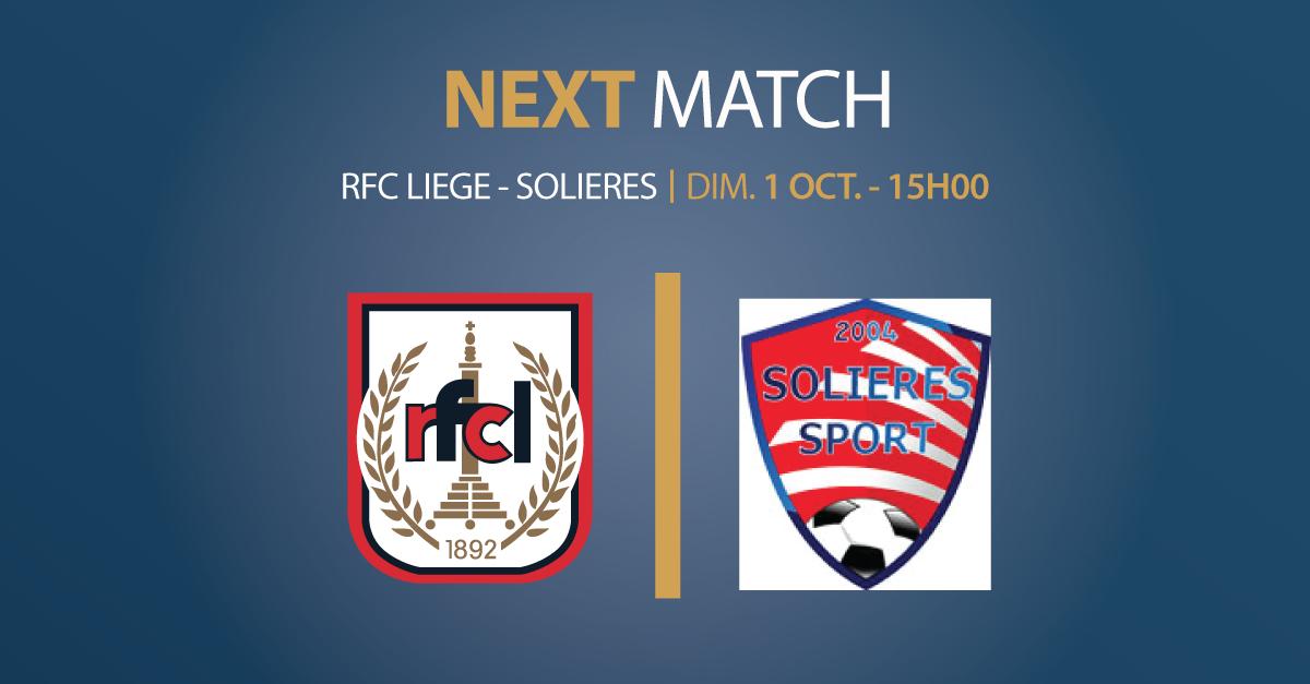 Espace VIP   RFC Liège – Solières