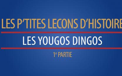 Les Yougos dingos…