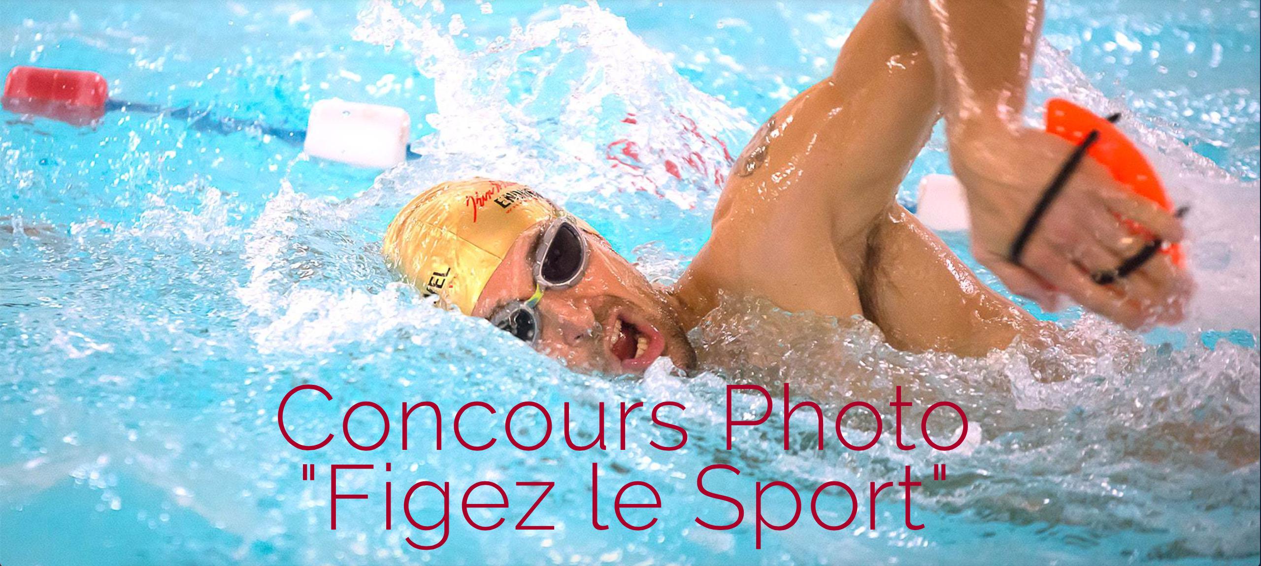 Concours photo «Figez le sport»