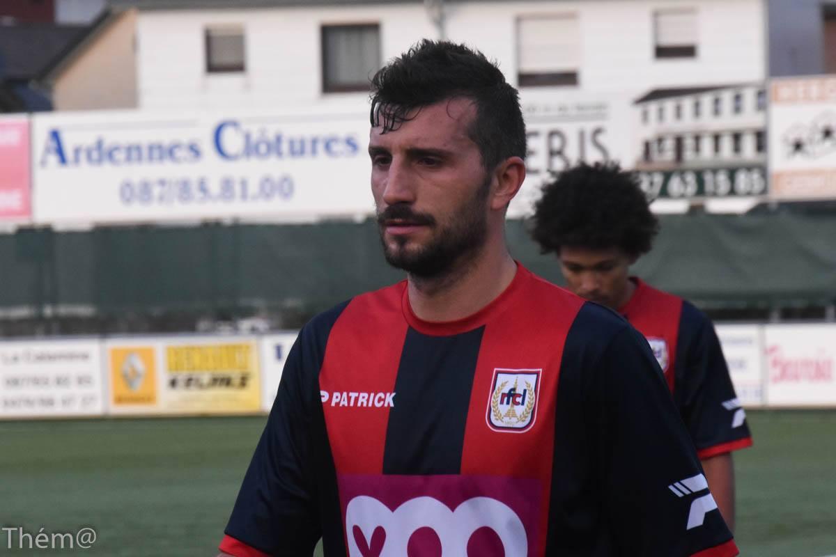 Francesco Carratta : «On va se battre jusqu'au bout !»