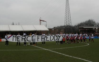 On ne t'oublie pas, Freddy…