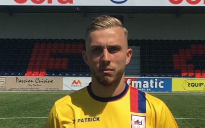 Maxime Crahay quitte le RFC Liège