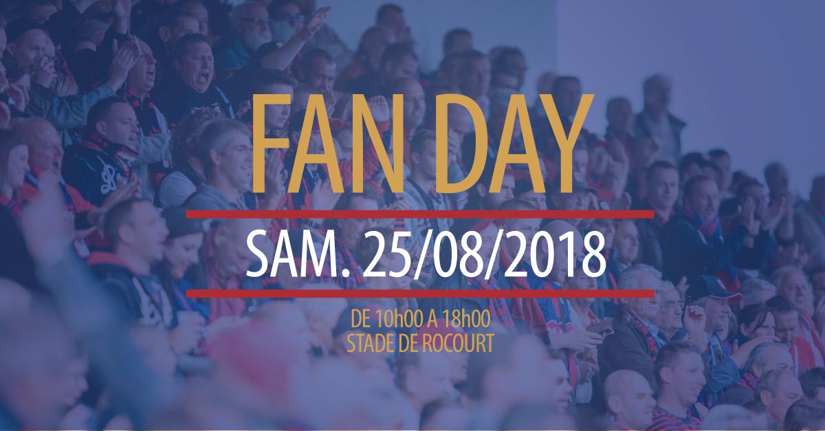 Fan Day : J -2