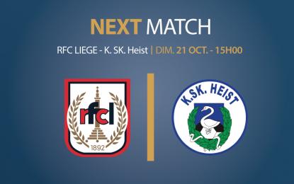 RFCL – K.SK. Heist | 21.10.2018 | 15h00