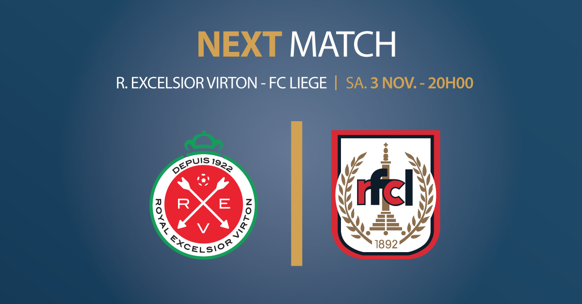 RE VIRTON – RFCL | 3.11.18 | 20h00 – INFOS MOBILITE ET SECURITE