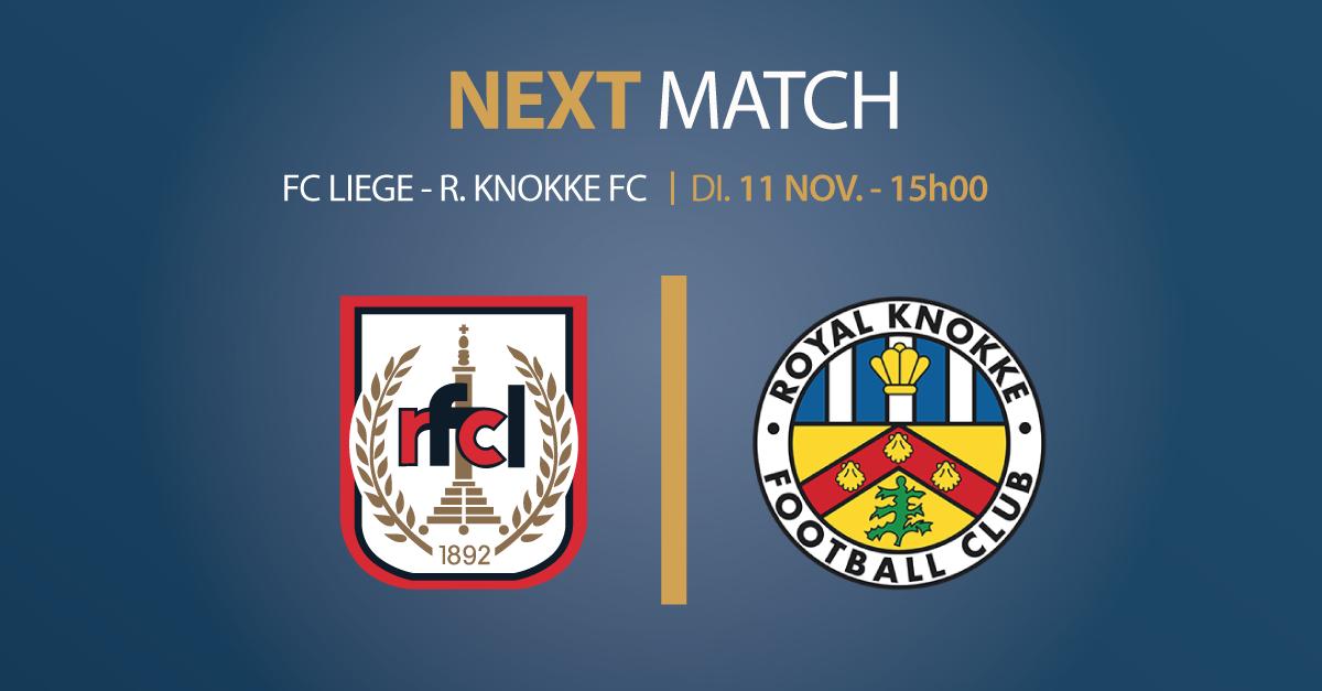 RFCL – R. KNOKKE FC | 11.11.2018 | 15h00