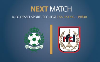 KFC Dessel Sport – RFCL  15-12-18  19h30