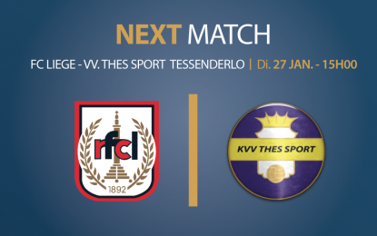 RFCL – VV. Thes Sport Tessenderlo | 27.01.2019 | 15h00