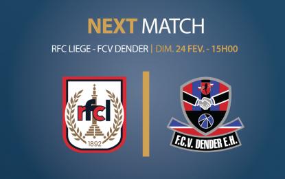RFCL – FCV Dender | 24.02.2019 | 15h00
