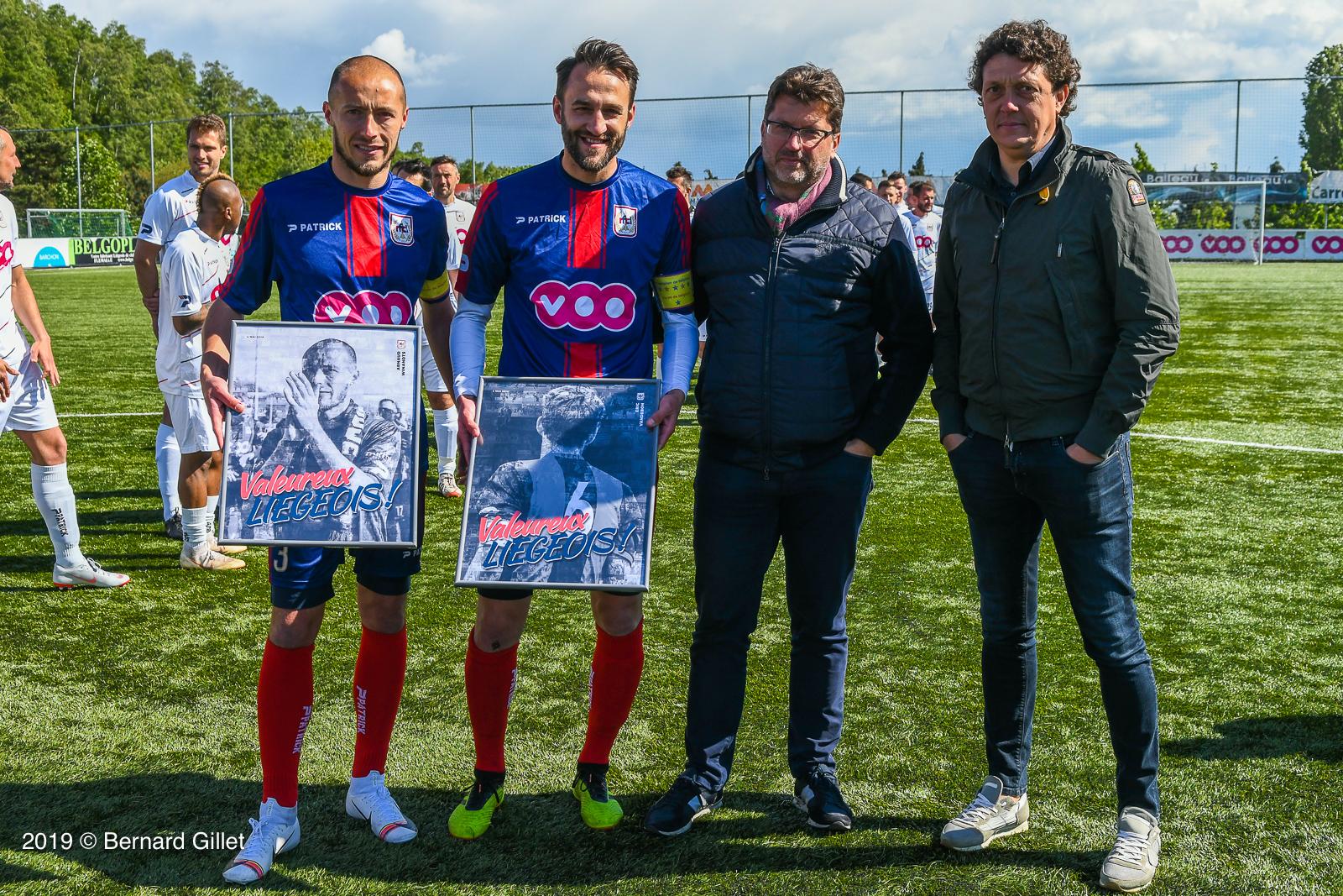 Match d'adieu | Web TV