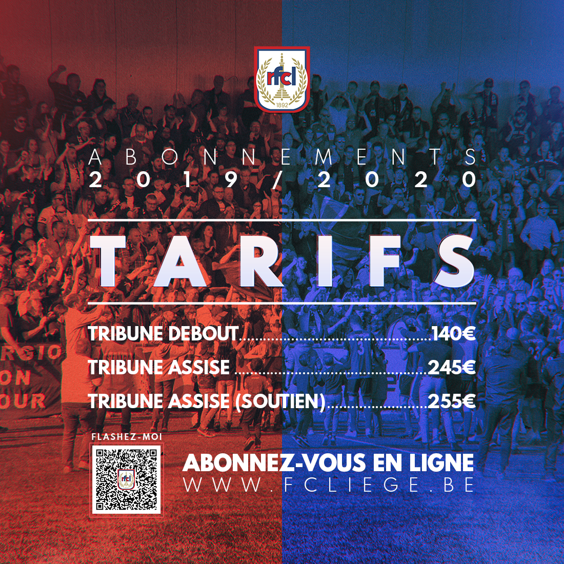 Billetterie | Abonnements 2019-2020