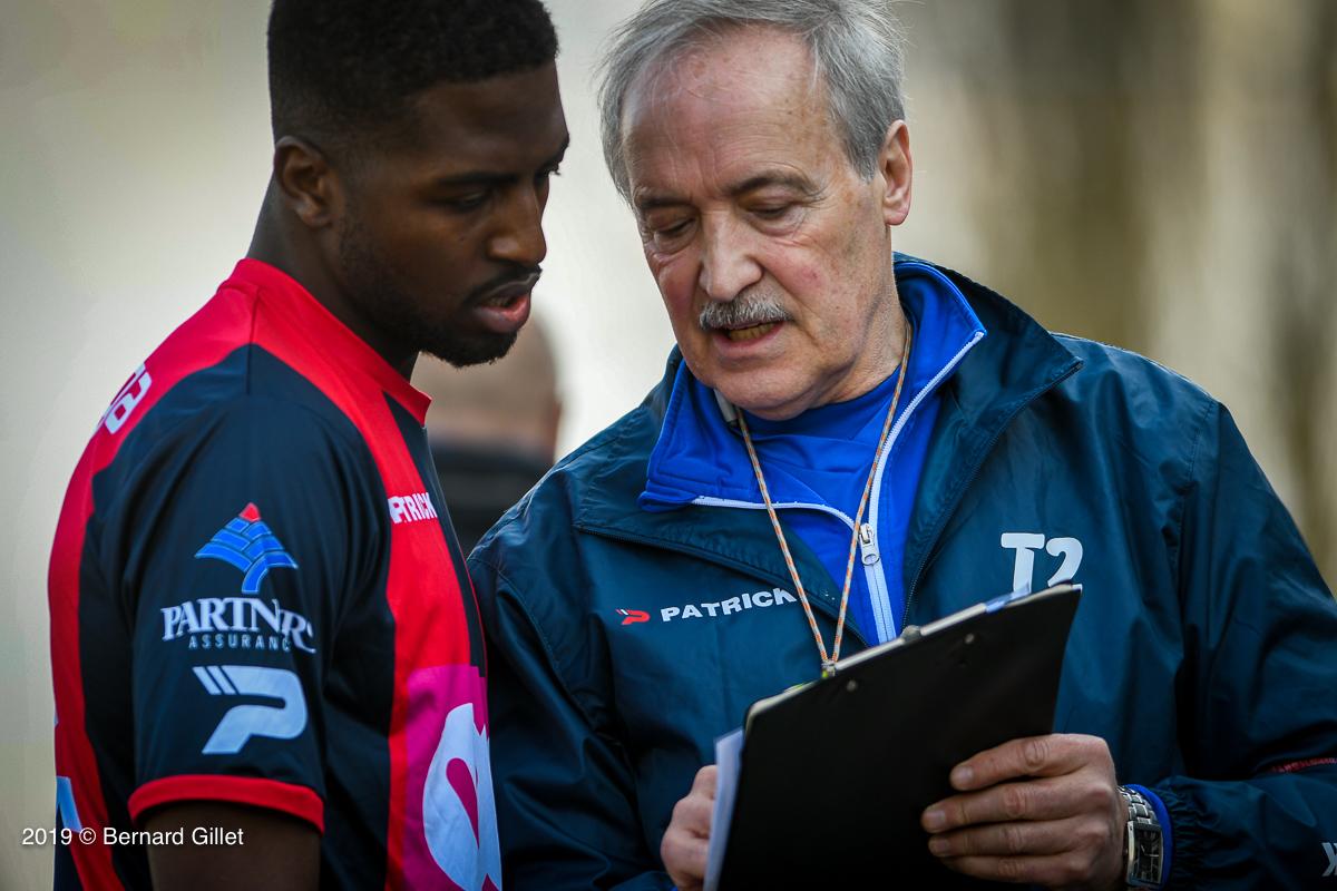 Une rencontre, un entraîneur | Robert Coutereels