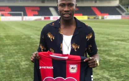 2019-2020 | Sindou Cisse rejoint le RFCL !