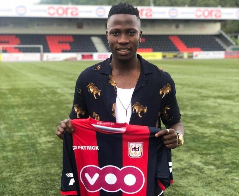 2019-2020   Sindou Cisse rejoint le RFCL !