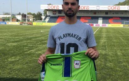 2019-2020 | Lucas Alfieri (Tubize) rejoint le RFC Liège