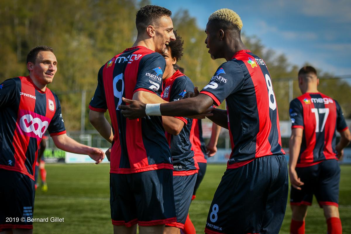 Coupe | RFCL-KSK Oostnieuwkerke 3-0 (RFCL TV)