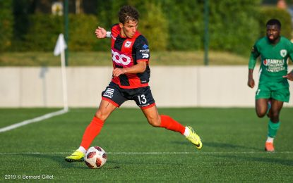 Coupe | Francs Borains-RFCL 2-1