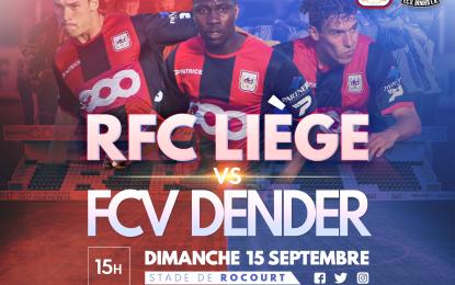 D1 amateurs | 15.09 | RFCL-Dender