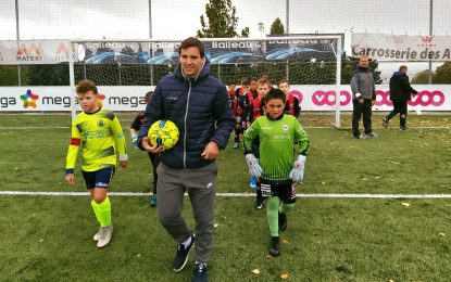 Fair-play | Teruel et Drouguet arbitres