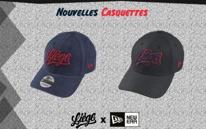 Fanshop   Nouvelle collection de casquettes