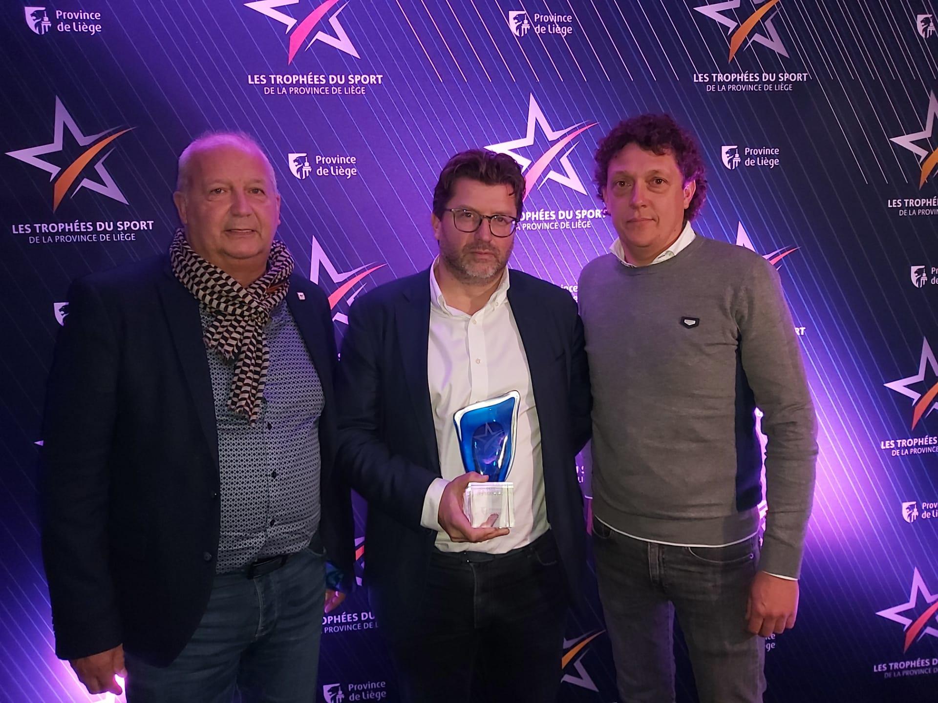 Trophée sportif du fair-play pour le RFCL !