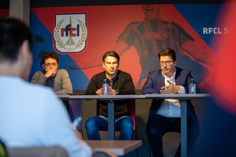 Drazen Brncic nouvel entraîneur du RFCL !