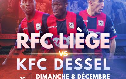 D1 amateurs | 08.12 | RFCL-Dessel