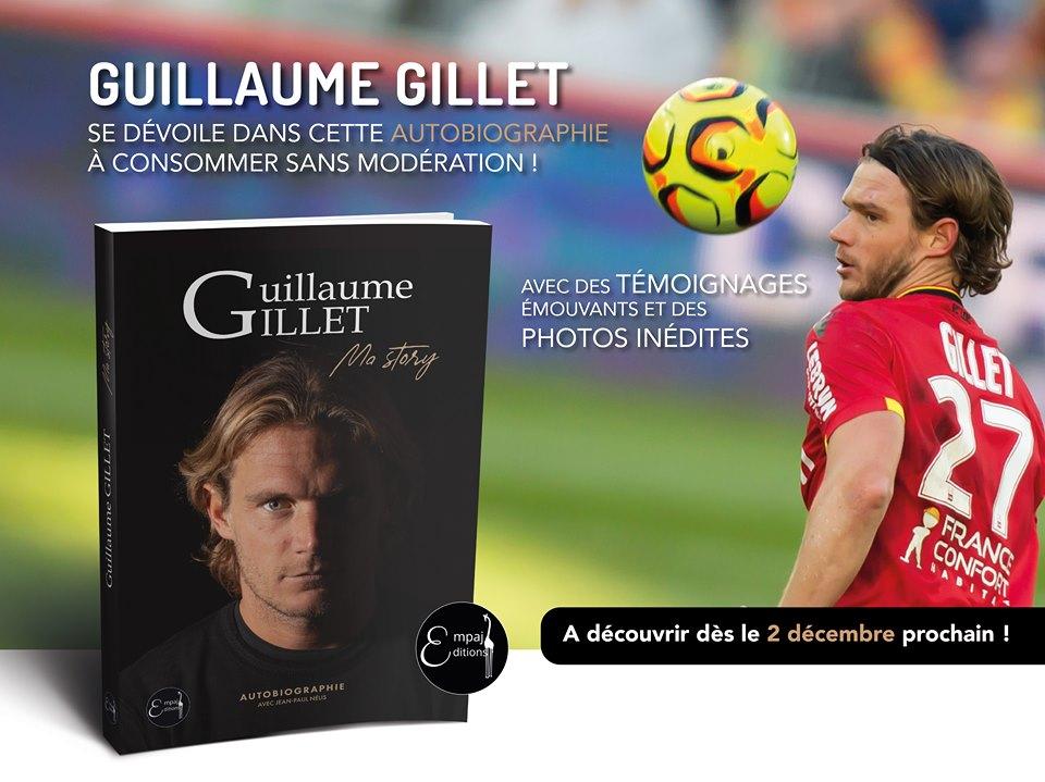 RFCL-Dessel | Guillaume Gillet en dédicaces et au coup d'envoi !