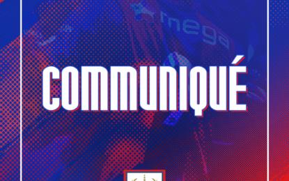 Coronavirus | Compétition suspendue et entraînements annulés